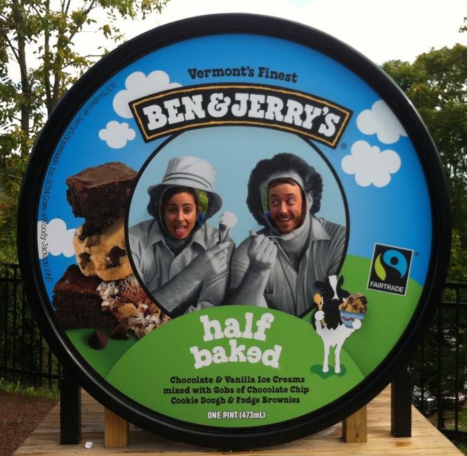 Ben & Jerry Heads