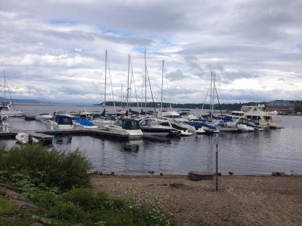 Burlington - Boats