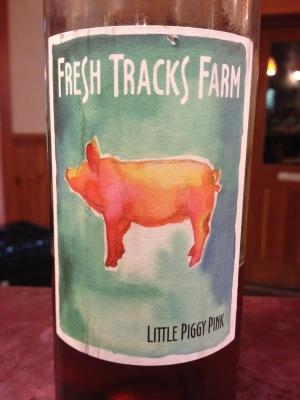 Fresh Tracks Farm Little Piggy Pink