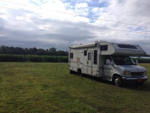 Sam Mazza'a Farm in VT & RV
